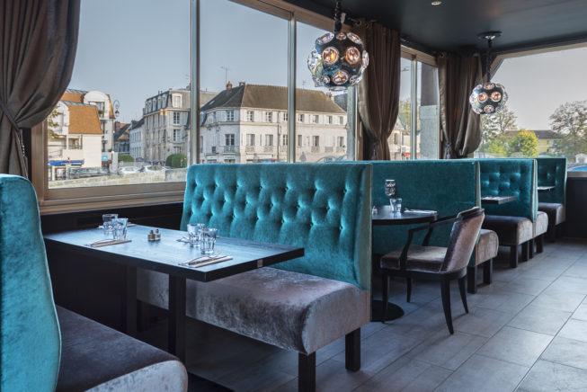 Restaurant terrasse 95